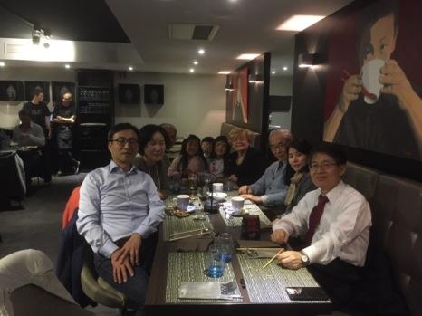 2015 춘계학술대회 - 저녁